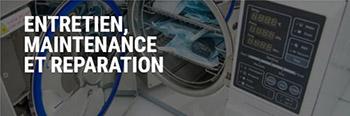 Entretien maintenance reparation